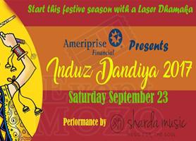 eventmozo Induz Laser Dandiya 2017