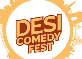 4th Annual Desi Comedy Fest 2017 - Berkeley