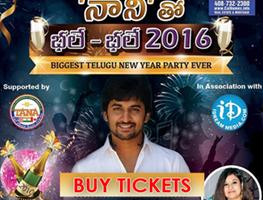 Bhale Bhale NYE 2016 - Biggest New Year Telugu Party