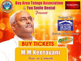 M. M. Keeravani Live In Concert