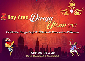 eventmozo Zee Bangla WomenNow Bay Area Durga Utsav 2017