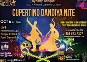 Cupertino Dandiya Nite - OCT 6th