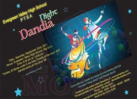 EventMozo Evergreen Valley High School PTSA-Dandiya Nig...