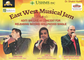 eventmozo East West Musical Jam Newark