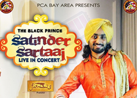 EventMozo Black Prince Satinder Sartaj Live In Concert ...