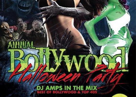 eventmozo Bollywood Halloween Party - $500 In Cash & Prices For Best Costume