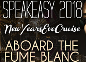 EventMozo Speakeasy New Years Eve Cruise 2018