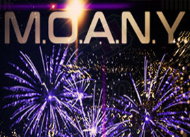 EventMozo M.O.A.N.Y. New Years Eve Countdown 2018