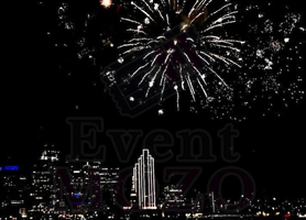 EventMozo New Year's Eve Fireworks Cruise 2017