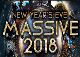 eventmozo NYE Massive 2018 Parc 55 Hilton Union Square San Francisco New Year's Eve