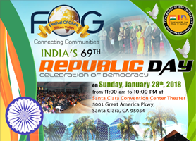 eventmozo FOG Republic Day Celebration of Democracy 2018