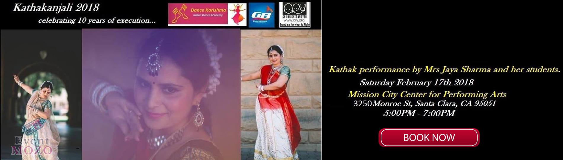 EventMozo Kathakanjali 2018
