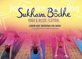 eventmozo Sukhava Bodhe Yoga & Music Festival 2018