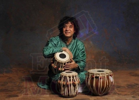 EventMozo Zakir Hussain, Tabla With Rakesh Chaurasia, B...