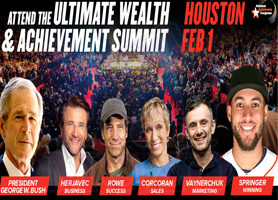 creationsbox Barbara Corcoran, Gary Vaynerchuk, Mike Rowe Live! Houston