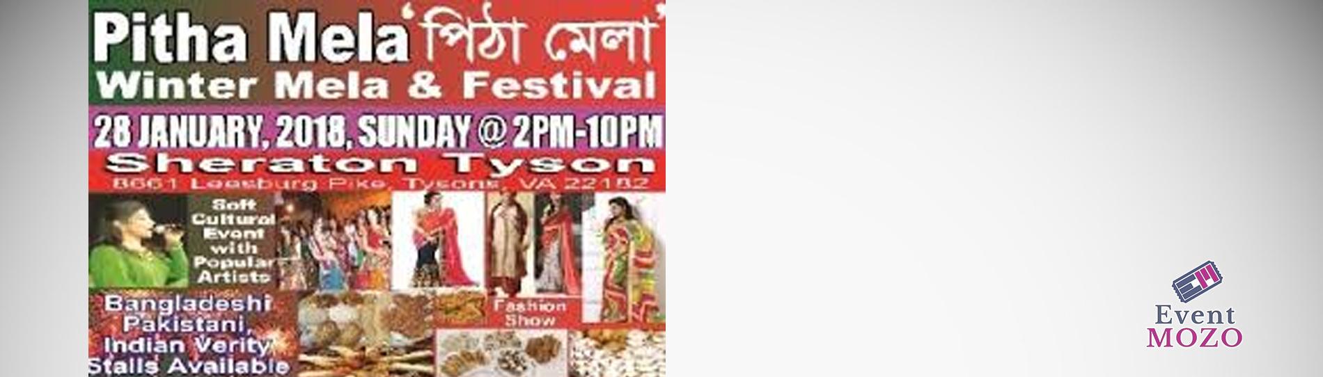 EventMozo Pak Bangla & Indo Winter Festival Pitha Mela on 28 January 2018