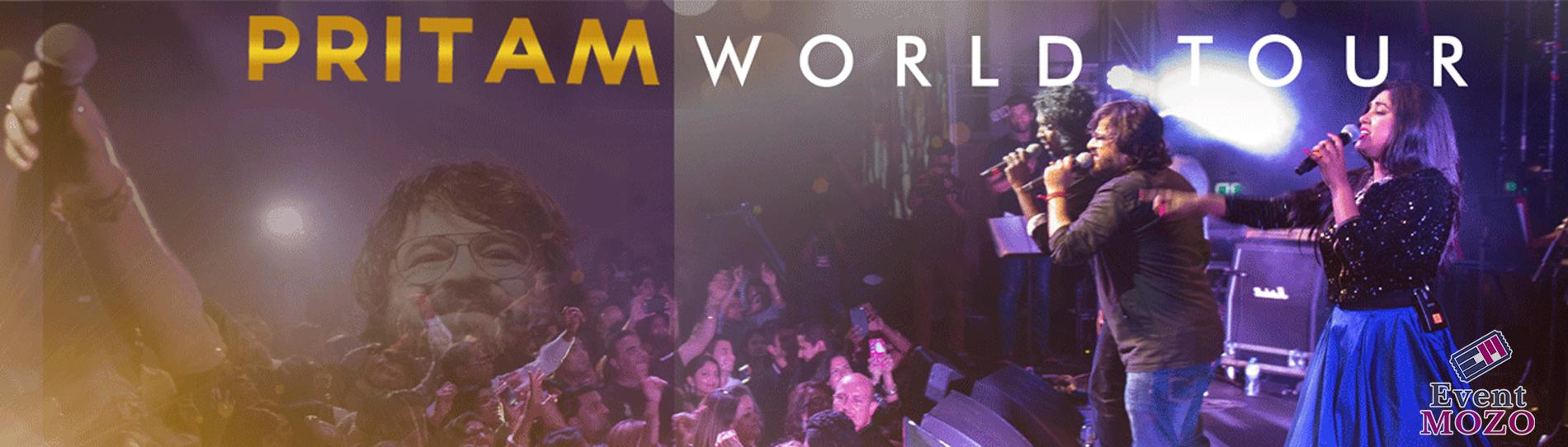 EventMozo Pritam World Tour Live In Concert - Bay Area