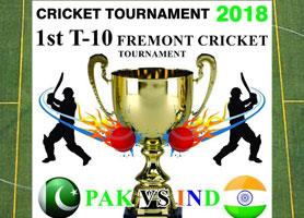 eventmozo Fremont T10 cricket tournament