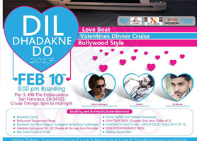 Dil Dhadakne Do - Love Boat Valentines Cruise Bollywood Style