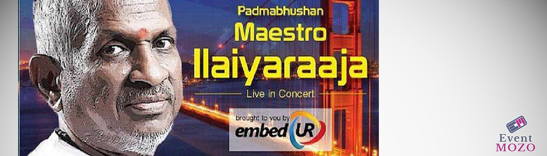 EventMozo Ilayaraja Exclusive Tamil Live Music Concert 2018