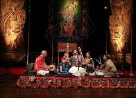 eventmozo SR Fine Arts - Carnatic Concerts - Triple Header
