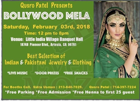 creationsbox Bollywood Mela