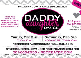 eventmozo Daddy Daughter Dance 2018