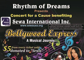 EventMozo Bollywood Express - A Musical Journey