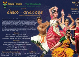 EventMozo Ekam -Oneness Dance Production