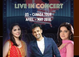 EventMozo Bollywood Musical Concert