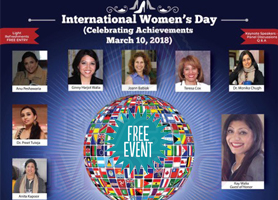 eventmozo International Women's day