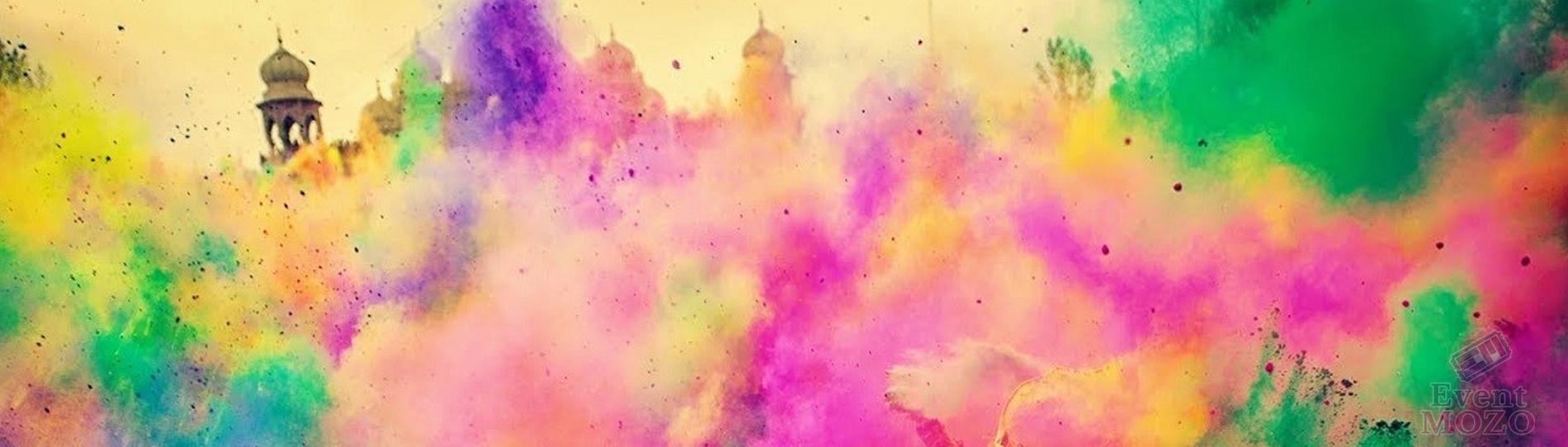 EventMozo Induz Holi - Festival of Colors