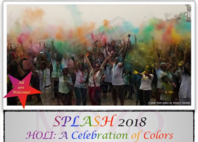 EventMozo SPLASH 2018 HOLI: A Celebration of Colors