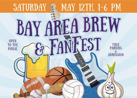 creationsbox Bay Area Brew & Fan Fest