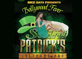 EventMozo Bollywood Fever - St. Patrick's Celebration -...