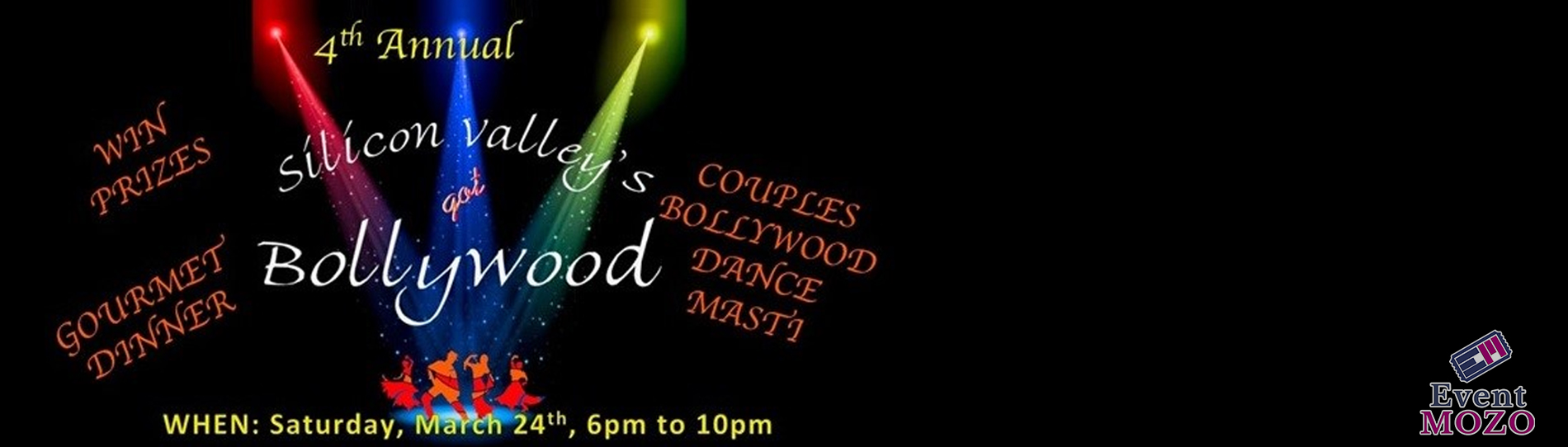 EventMozo Silicon Valley's got Bollywood annual competition 2018