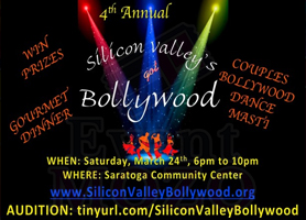eventmozo Silicon Valley's got Bollywood annual competi...