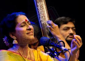 Vidushi Bombay Jayashri Concert