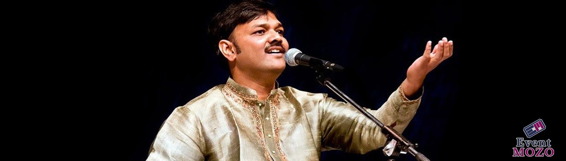 EventMozo Hindustani Classical Vocal Recital By Sanjeev Abhyankar