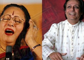 eventmozo Padmabhushan Begum Parween Sultana Live in Concert with Maestro Pandit Swapan Chaudhuri on Tabla