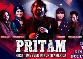 EventMozo Pritam Live In Concert - Los Angeles