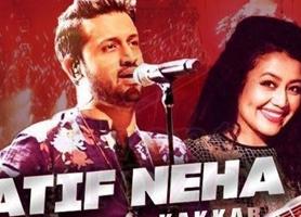 EventMozo Atif Aslam and Neha Kakkar Live Concert in Ch...