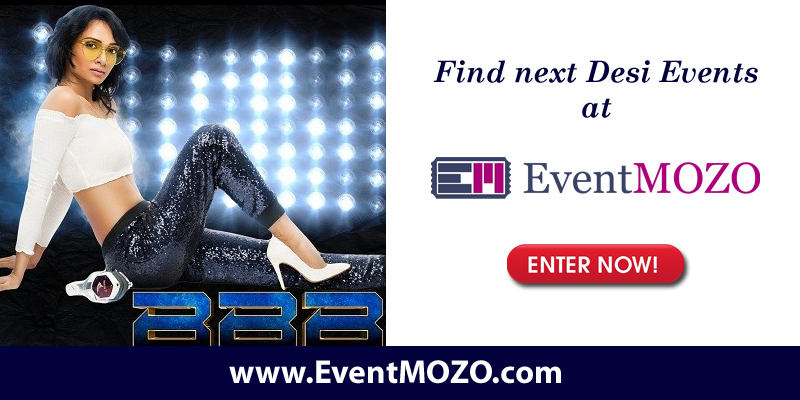 EventMozo DJ Paroma - Bollywood Bhangra Bash