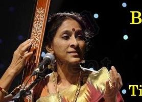 eventmozo Bombay Jayashri Concert