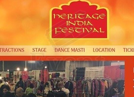 eventmozo Grand Saree Sale at Heritage India Festival