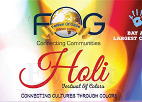 eventmozo FOG Holi - Festival of colors 2018