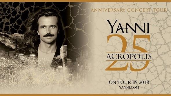 EventMozo Yanni at Los Angeles