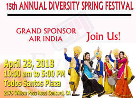 eventmozo 15th Annual Diversity Spring Festival