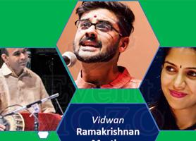 eventmozo Vidwan Ramakrishnan Murthy: Classical Concert