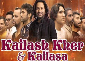 eventmozo Kailash Kher Live In Concert - Bay Area